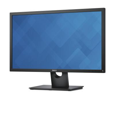 "DELL monitor: E Series 60.452 cm (23.8 "") FHD LED (1920x1080) IPS, 8ms, 1000:1, 250cd/m2, 178°/178°, 16.7m, 1 x VGA, ....."
