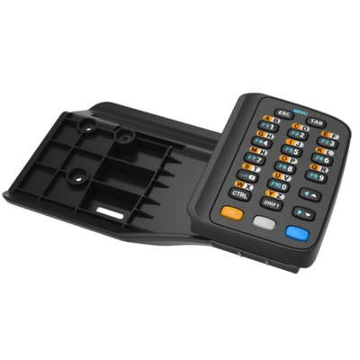 Zebra WT6000 Keypad Assembly, Alphanumeric and Function, Includes Mounting Cleat - Zwart