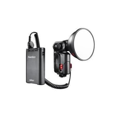 Walimex pro Light Shooter 180 Fotostudie-flits eenheid - Zwart