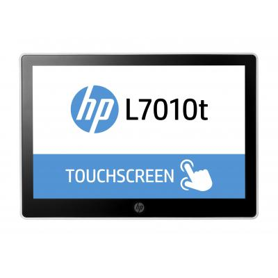 Hp paal display: L7010t 10,1-inch retail touchmonitor