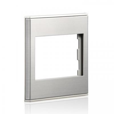 PureLink ID-WP-FRAME-1 - 22x68 mm - Metallic