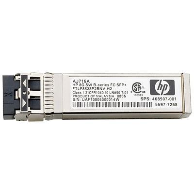 Hewlett Packard Enterprise MSA 2040 10Gb Short Wave iSCSI SFP+ 4-pack Netwerk tranceiver .....