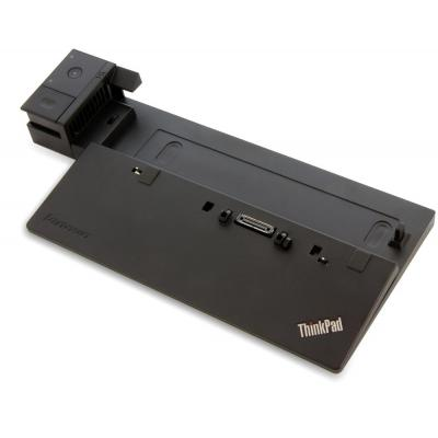 Lenovo docking station: ThinkPad Ultra Dock - 135W UK - Zwart
