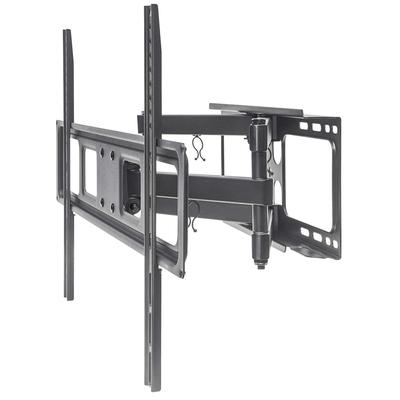 "Manhattan Monitor/TV Wall Mount, Full Motion (3 pivots & tiltable), 1 screen, 37-70"", Vesa 100x100 to ....."