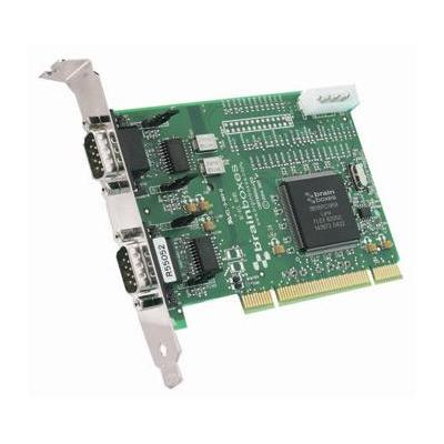 Brainboxes UP-880, Powered 2 Port RS232 PCI Serial Card Interfaceadapter