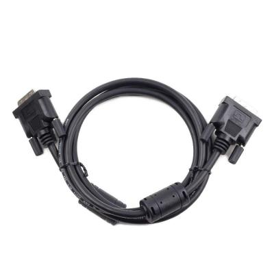 Gembird DVI-D/DVI-D 1.8m DVI kabel  - Zwart
