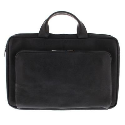 "Plevier Zuidas Laptop Sleeve/Tas 43.942 cm (17.3"") Zwart Laptoptas"