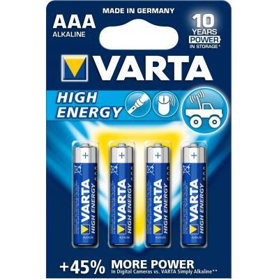 Varta batterij: -4903/4B - Blauw, Zilver