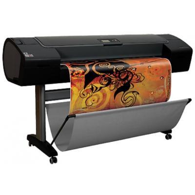 Hp grootformaat printer: Designjet Z2100 - Cyaan, Lichtyaan, Lichtmagenta, Magenta, Geel