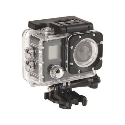 Sandberg actiesport camera: ActionCam 4K Waterproof + WiFi