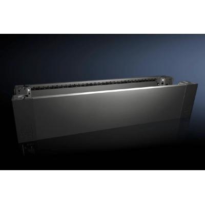 Rittal Base/plinth corner piece with base/plinth trim panels, front and rear, 200 mm for VX, TS, TS IT, SE, CM, .....