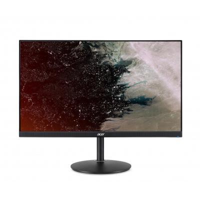Acer monitor: XF XF272UPbmiiprzx - Zwart