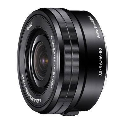 Sony SELP1650 cameralenzen