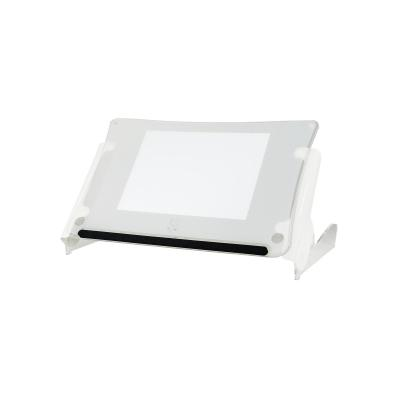 R-go tools ordner: Clear Slope standard document holder - Wit