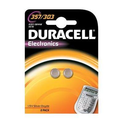 Duracell batterij: 303/357