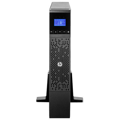 Hewlett Packard Enterprise R/T3000 G4 Low Voltage NA/JP UPS - Zwart