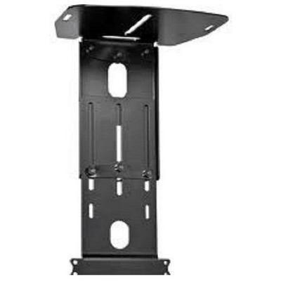 POLY 2215-28765-001 Muur & plafond bevestigings accessoire - Zwart