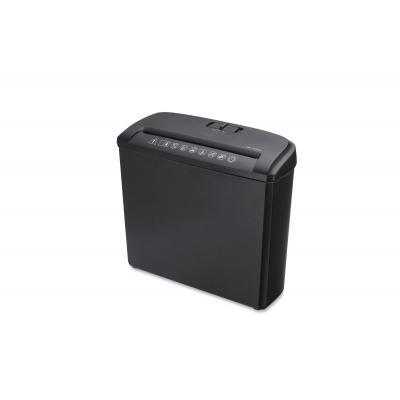 Ednet papierversnipperaar: S-5 - Zwart