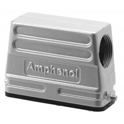 Amphenol NBR, PA, IP65, A10, M25 Multipolaire connector-behuizing - Metallic