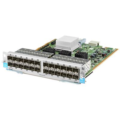 Hewlett Packard Enterprise HP 24-port 1GbE SFP MACsec v3 zl2 Module Netwerk switch module