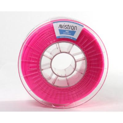 Avistron AV-ABS175-PI 3D printing material - Roze
