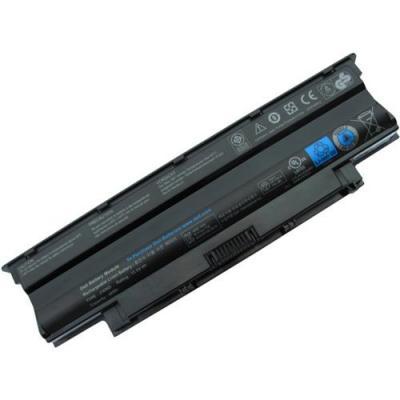 Dell batterij: 48 Wh, 4400 mAh, 6 Cell - Zwart