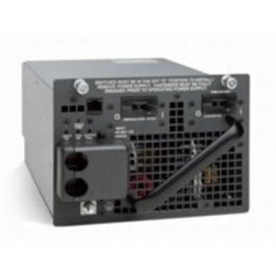 Cisco PWR-C45-1400DC-P= Power supply unit - Zwart