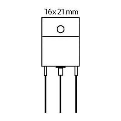 ST-MicroElectronics  component: Triac 600 V 40 A 80 / 100 mAh