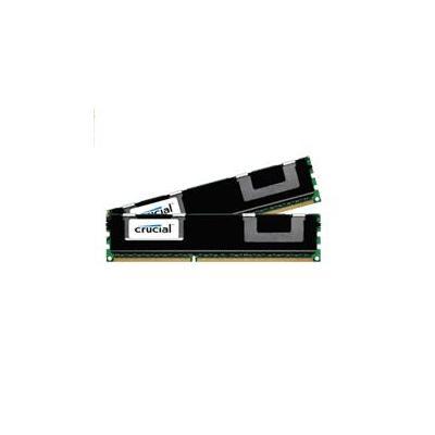 Crucial CT2K8G3ERSDS4186D RAM-geheugen