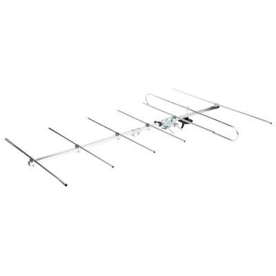 König antenne: VHF, DVB-T, DAB - Metallic