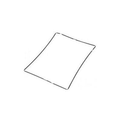 Microspareparts mobile : Adhesives MidFram, Apple iPad 2