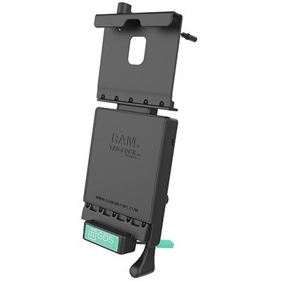 RAM Mounts RAM-GDS-DOCKL-V2-SAM43-AUD1U Mobile device dock station - Zwart