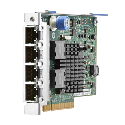 Hewlett Packard Enterprise Ethernet 1Gb 4-port 366FLR Netwerkkaart