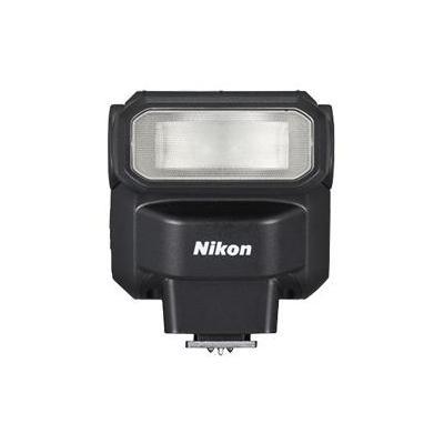 Nikon camera flitser: SB-300 - Zwart