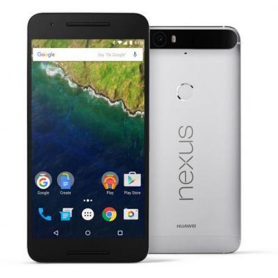 Huawei smartphone: Nexus 6P - Zilver
