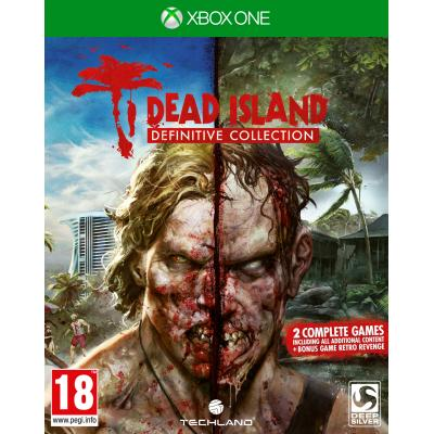 Deep silver game: Dead Island (Definitive Collection)  Xbox One