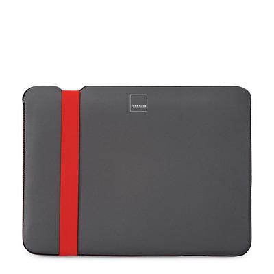 Acme Made Skinny Laptoptas - Grijs, Oranje