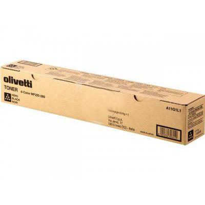 Olivetti 45.000pages Waste Box Toner collector - Zwart