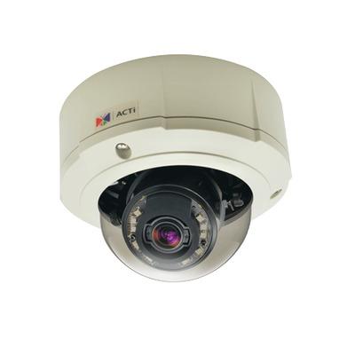 ACTi B87 Beveiligingscamera - Zwart, Wit