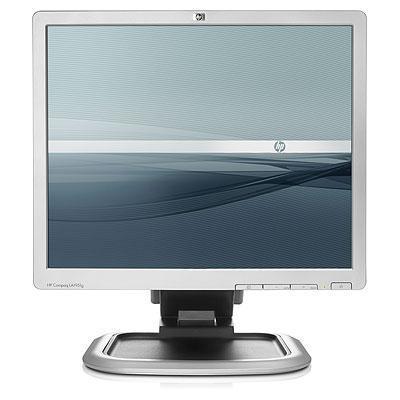 HP LA1951g Refurbished Monitor - Zwart - Refurbished ZG