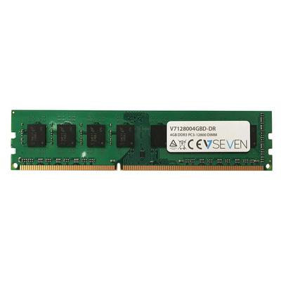 V7 4GB DDR3 PC3-12800 - 1600MHZ DIMM RAM-geheugen - Groen