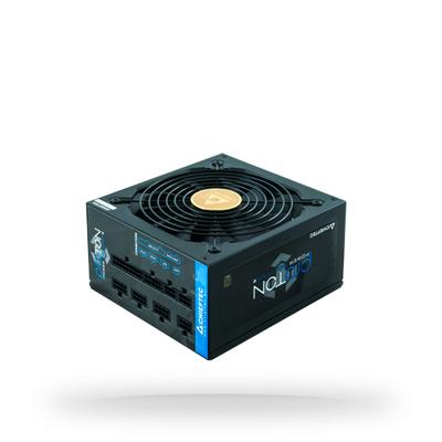Chieftec BDF-850C Power supply unit - Zwart