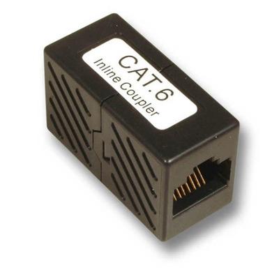 EFB Elektronik Modular-Adapter RJ45 UTP, Cat.6 Kabel adapter - Zwart