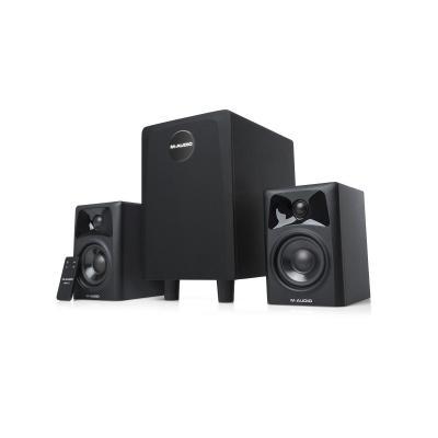 Pinnacle Speaker: AV32.1 - Zwart