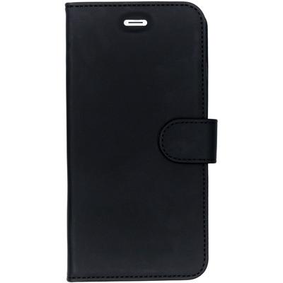 Wallet Softcase Booktype iPhone 8 Plus / 7 Plus - Zwart / Black Mobile phone case