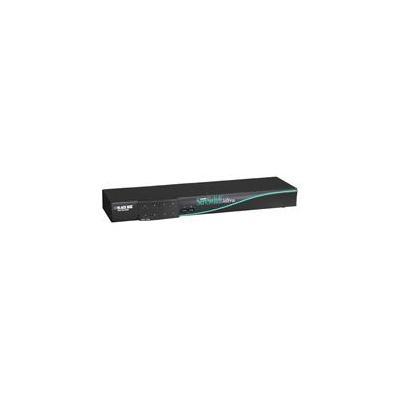 Black Box ServSwitch Ultra KVM switch - Zwart