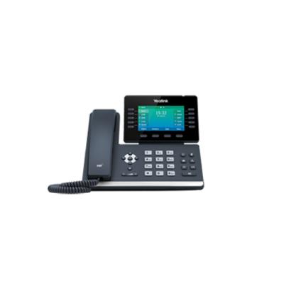 Yealink SIP-T54W IP telefoon - Zwart