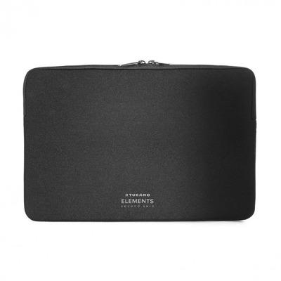 Tucano laptoptas: Second Skin Elements - Zwart