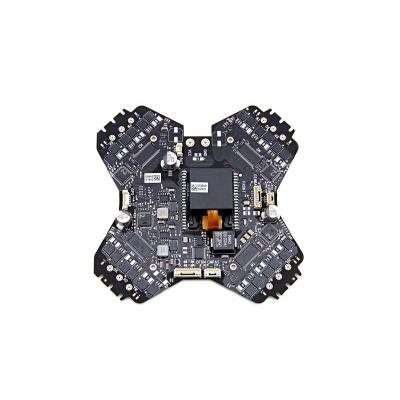 Dji : Phantom 3 - ESC Center Board & MC (Used with 2312 motor) (Pro/Adv) - Zwart