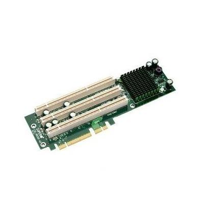 Cisco interfaceadapter: Right PCI Riser Board Riser - for UCS C240 M4, Smart Play 8 C240 - Zwart, Groen